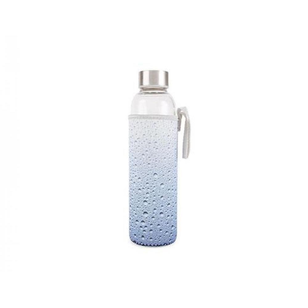 Kikkerland Glass Bottle Water