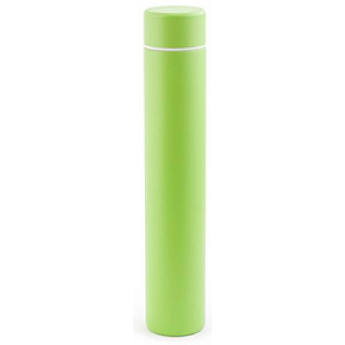Kikkerland Travel Water Bottle Slim Green
