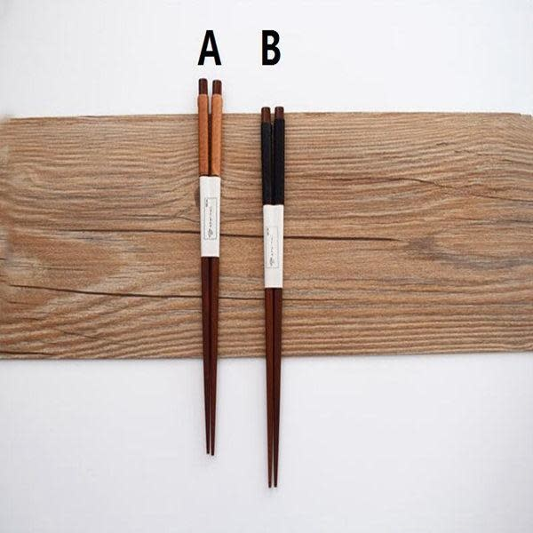 DH Gate Wood Chopsticks Cassia Siamea Wrapped Yarn Japanese Style