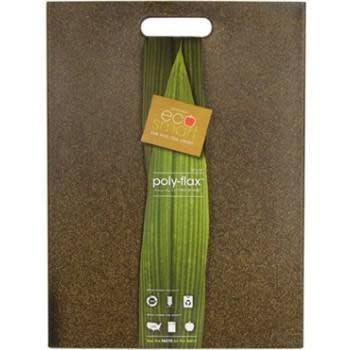 Architec Cutting Board Poly Flax Brown 12x16