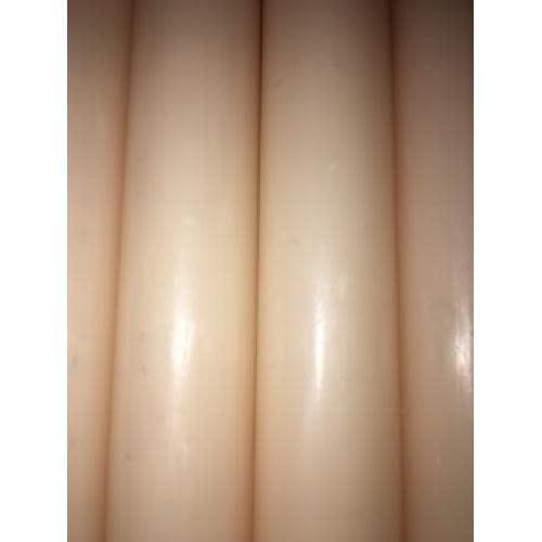 Jande Inc. Candle Kiri Taper 12in Buttercream Box