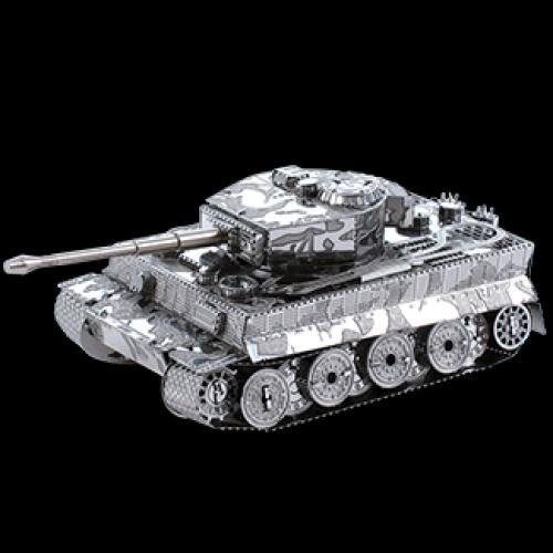 Fascinations Toys & Gifts Metal Model Kit Tiger I Tank