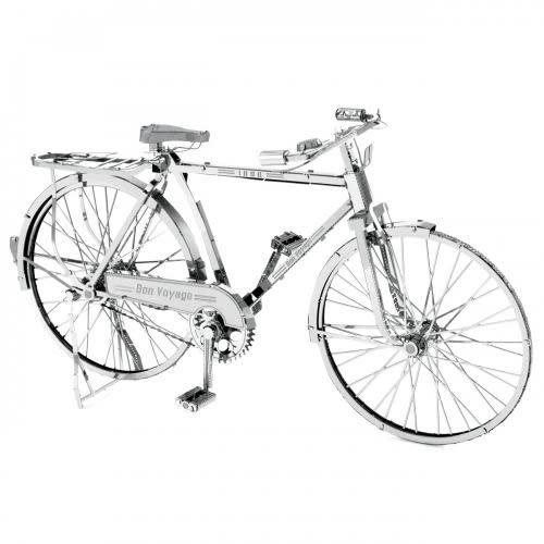 Fascinations Toys & Gifts Metal Model Kit Iconx Classic Bicycle