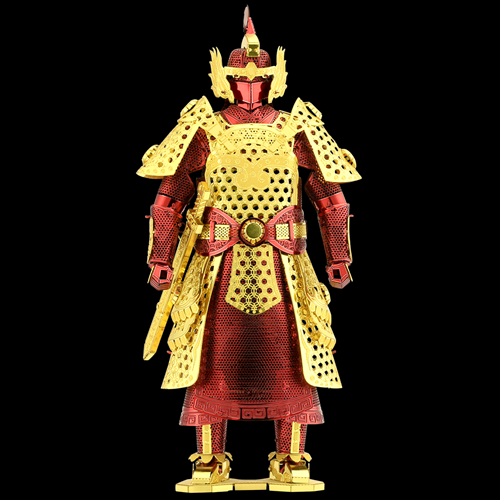 Fascinations Toys & Gifts Metal Model Kit Chinese (ming) Armor