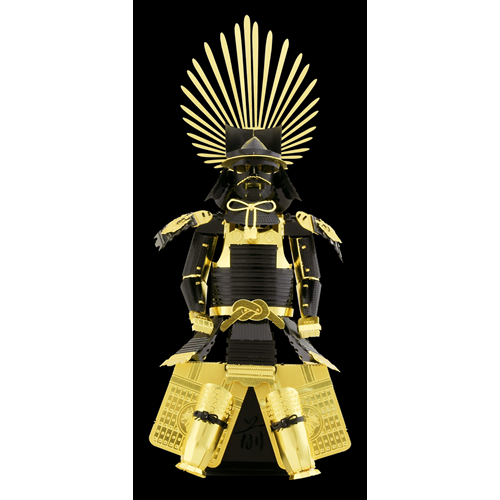 Fascinations Toys & Gifts Metal Model Kit Japanese (toyotomi) Armor