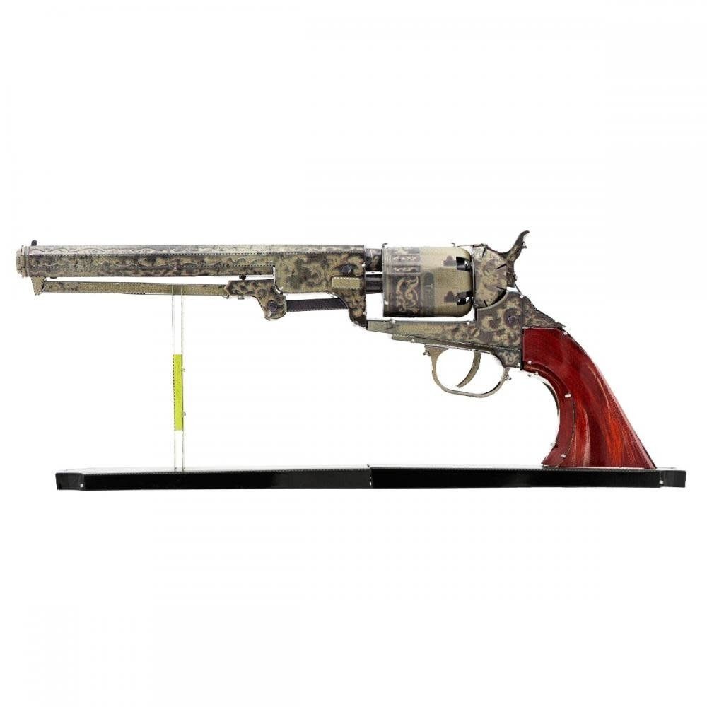 Fascinations Toys & Gifts Metal Model Kit Wild West Revolver