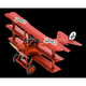 Fascinations Toys & Gifts Metal Model Kit Fokker Dr.I Triplane