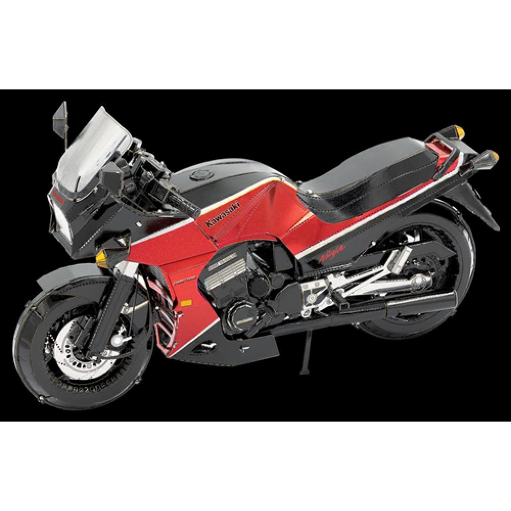 Fascinations Toys & Gifts Metal Model Kit Kawasaki GPz900R