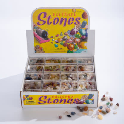 GeoCentral Polished Stones