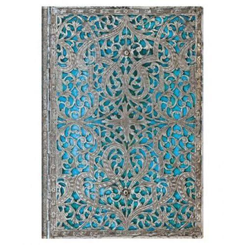 Paperblanks Journals Journal - Midi, Lined - Maya Blue