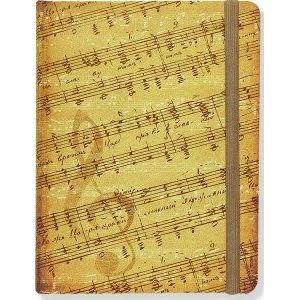 Peter Pauper Journal -  Midsize Music