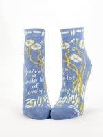 Blue Q Socks Short - Whole Lotta Lovely