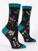 Blue Q Socks Tall - You Fancy Bitch