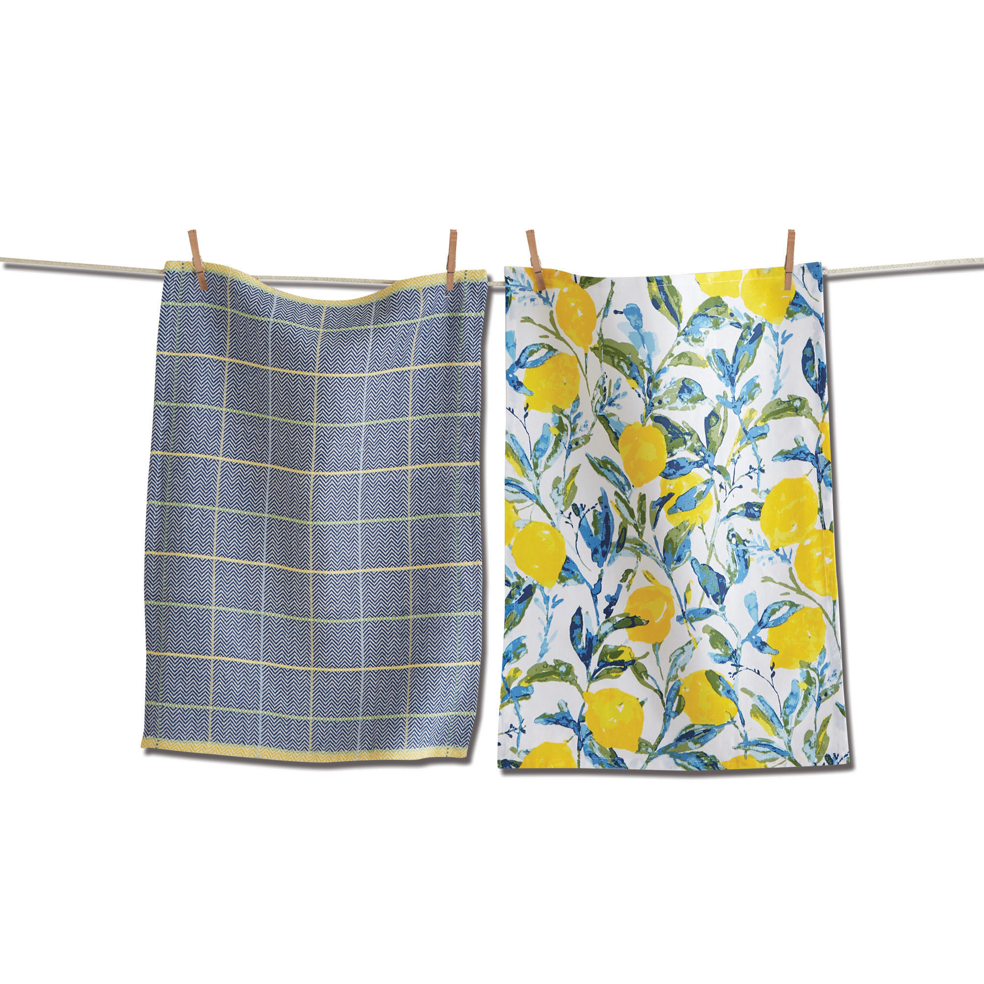 Tag Dish Towel - Lemon Grove - Set of 2