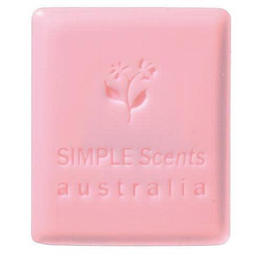 Australian Natural Soapworks Soap Bar 3.5 Oz 100g Rose