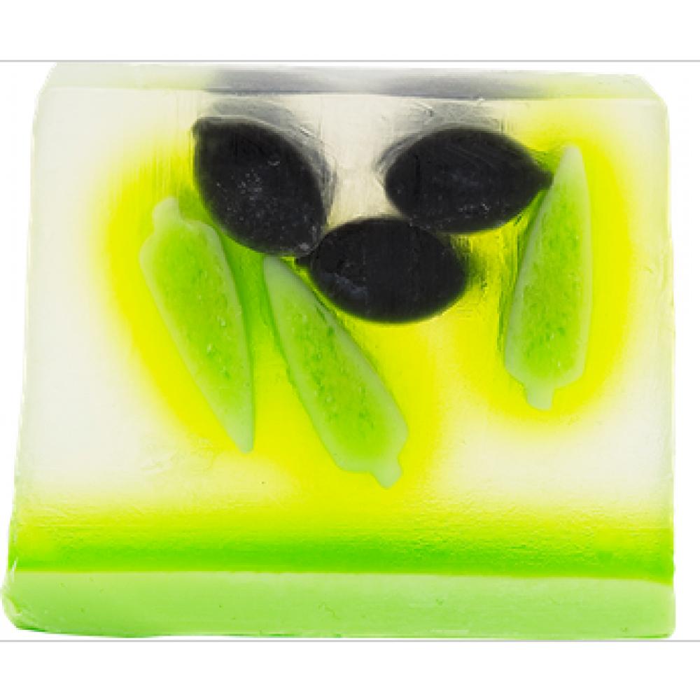 Bomb Cosmetics Handmade Soap - Olive Blossom