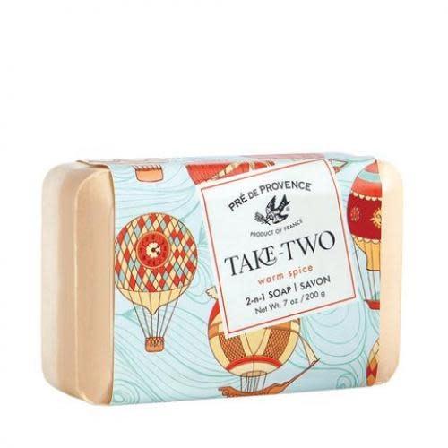 European Soaps Soap Bar Take Two Warm Spice