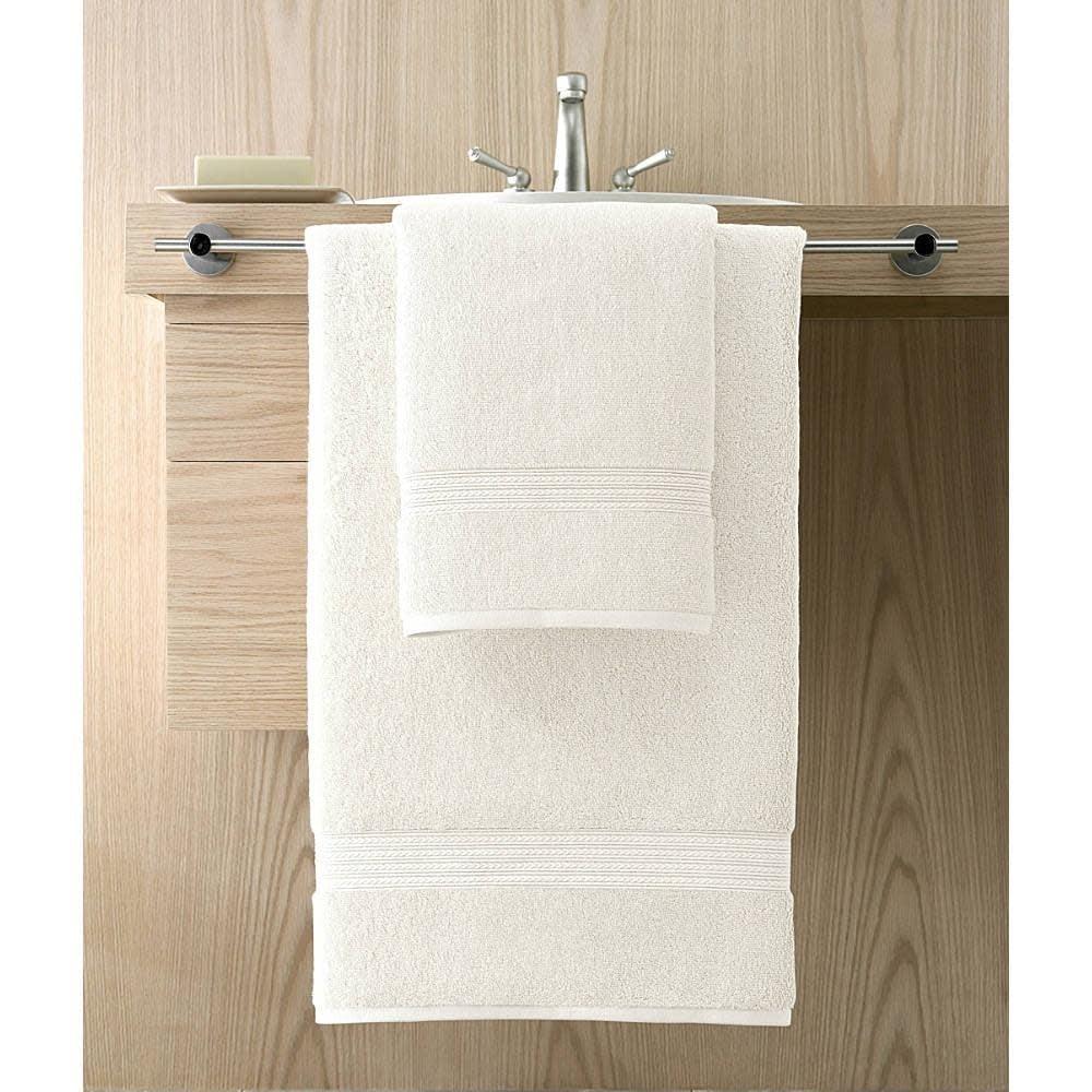 Kassatex Hand Towel - Kassadesign 16x30 - White