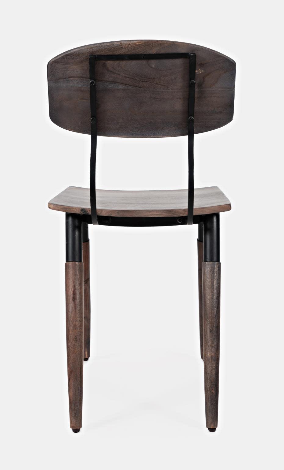 Jofran Natures Edge Grey Wash Dining Chair
