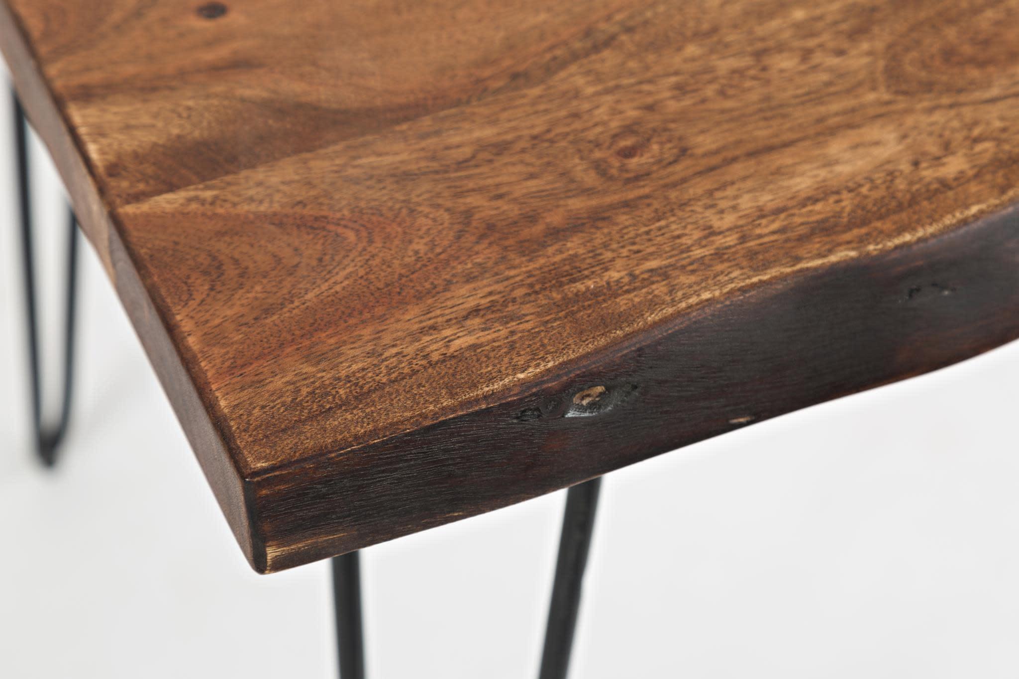 Jofran Natures Edge Light Chestnut Chairside Table