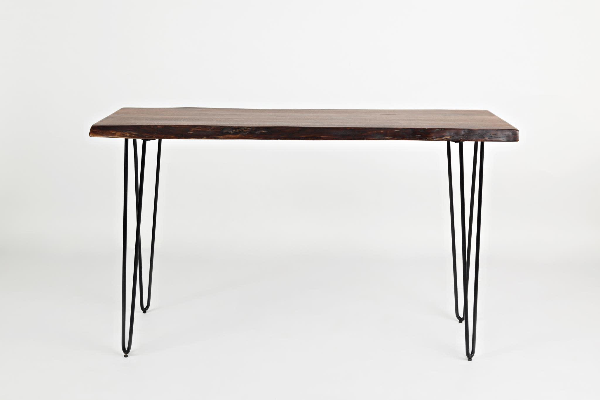 Jofran Natures Edge Light Chestnut Sofa Table