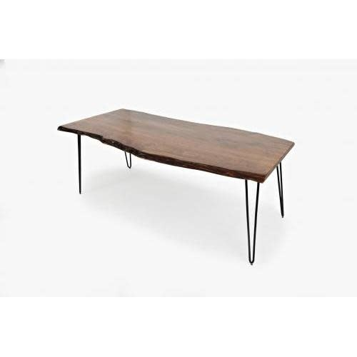 Jofran Natures Edge Light Chestnut Dining Table 79in