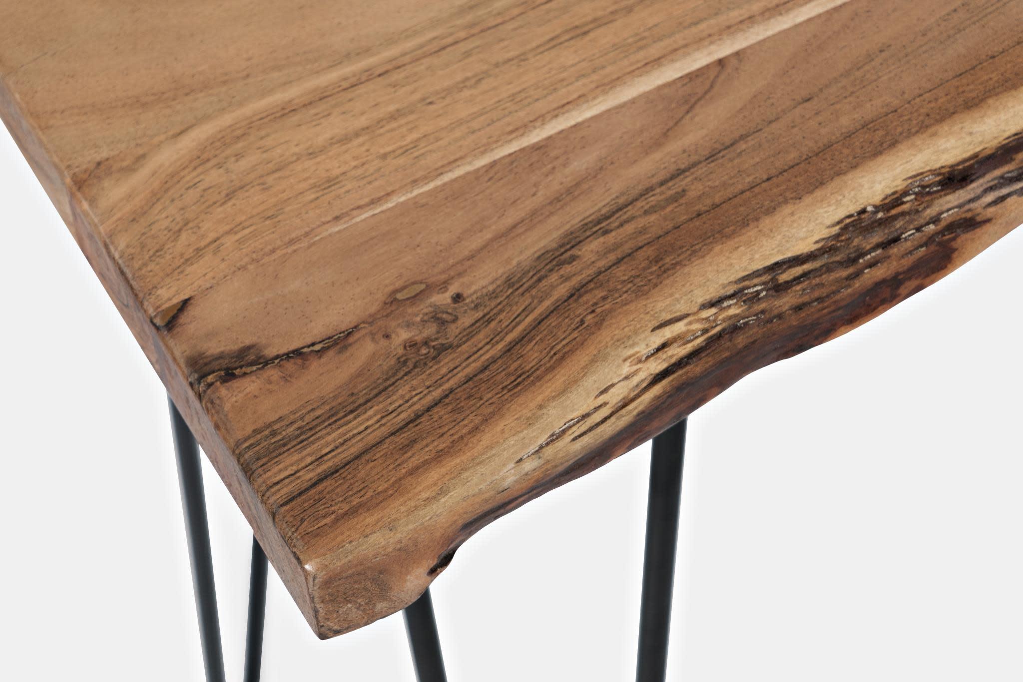 Jofran Natures Edge Natural Sofa Table
