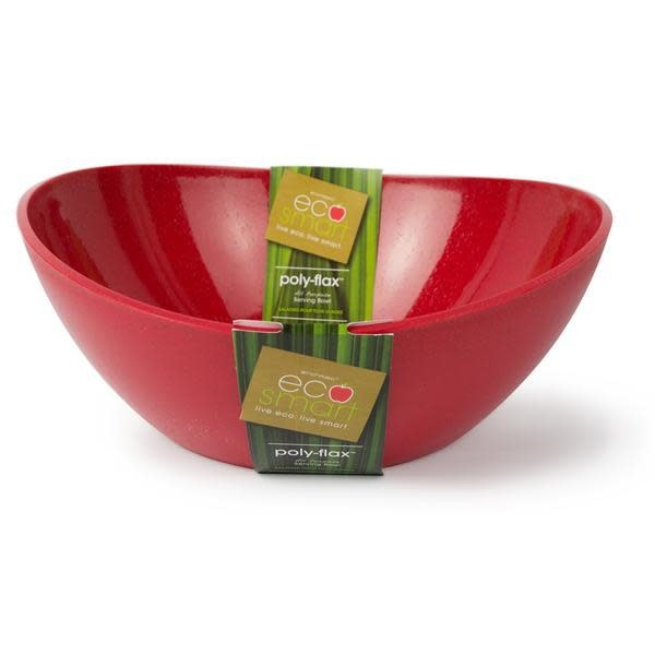 Architec Serving Bowl Polyflax Red