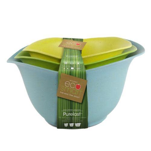 Architec Mixing Bowl Purelast Blue \ Green Set