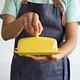 Now Designs Butter Dish - Lemon Yellow