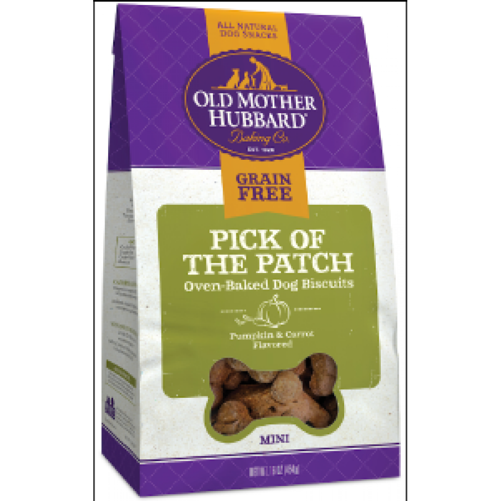 Pet Food Warehouse Dog Treat Old Mother Hubbard Mini Pick Of The Patch