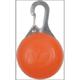 Pet Food Warehouse Dog Accessory Collar Spotlite Orange