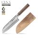 Cangshan Cutlery Company Santoku 7in w/ Sheath