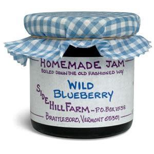 Sidehill Farm Wild Blueberry Jam 9oz