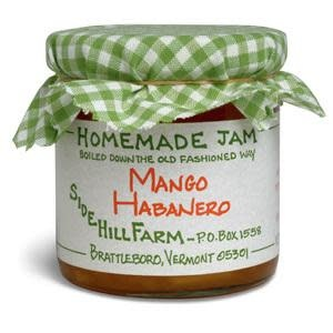 Sidehill Farm Mango Habenaro Jam 9oz -best Seller-