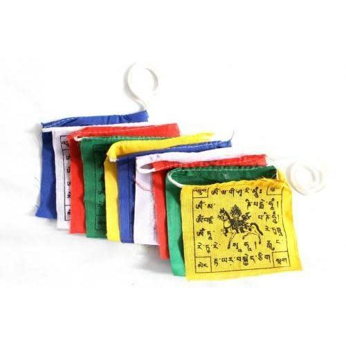 US Sherpa Prayer Flag Pocket Rolled