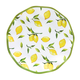 "Sophistiplate Paper Salad Plate 8"" Lemon Drop 8pk"