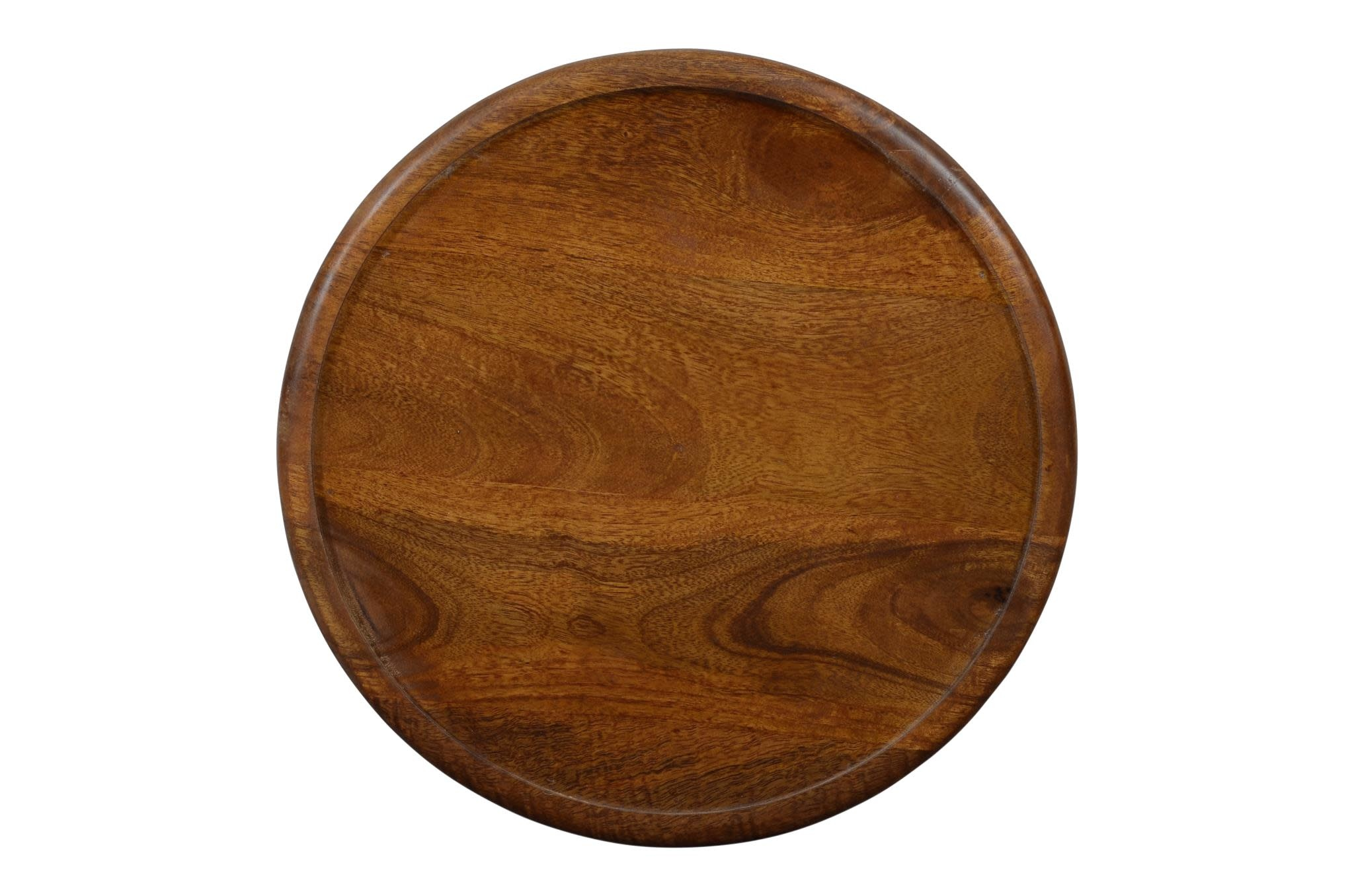 Jofran Global Archive Decker Drum Table Large Mango