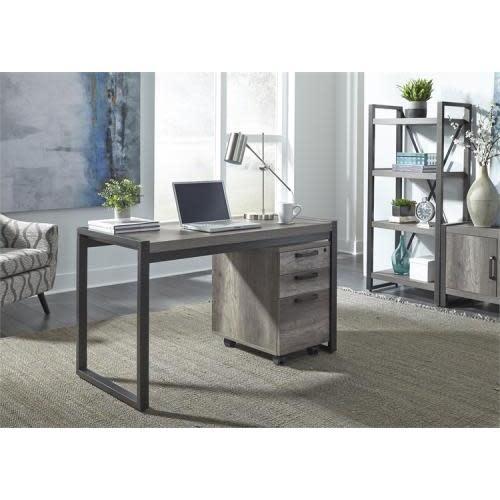 Liberty Home Furnishings Tanners Creek Greystone Finish Writing Desk