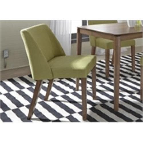 Liberty Home Furnishings Spacesaver Group Nido Dining Or Accent Chair Green