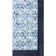 Sophistiplate Guest Towel Indigo Batik 20pk