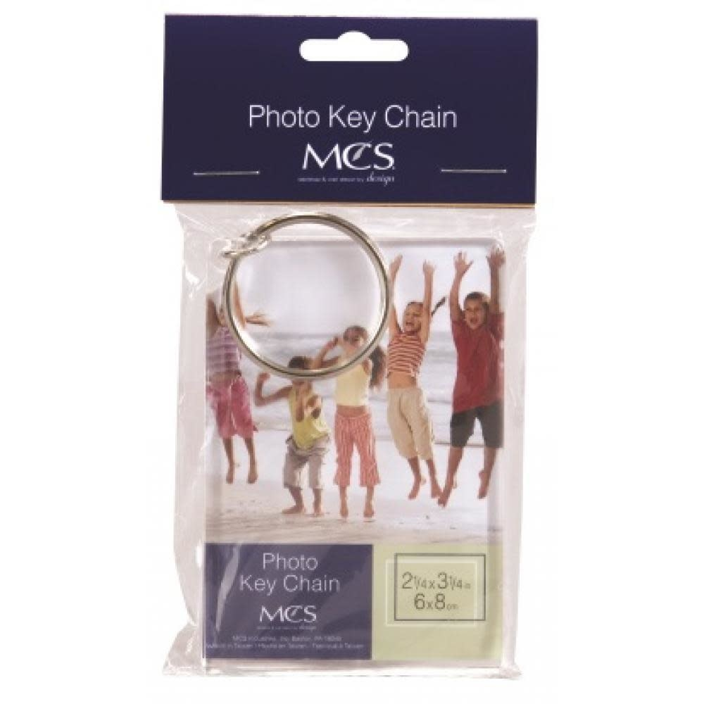 MCS Keychain Frame Acrylic 2.2x3.2