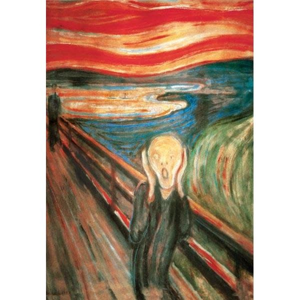 Pyramid America Poster - 24inx36in Munch: The Scream