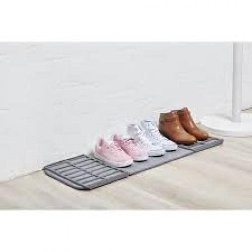 Umbra USA Inc. Mat Shoe Dry Charcoal Boot And Shoe Drying Mat