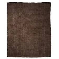 ADV Jute Boucle brown rug 3'x5'