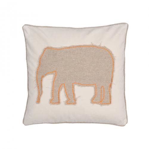Levtex Home Windsong Elephant Pillow 20in X 20in