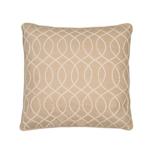 Levtex Home Rope Beige Pillow 20in X 20in