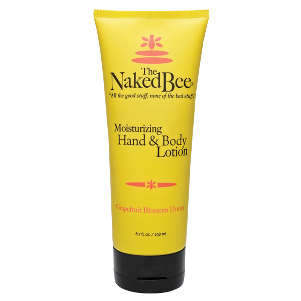 The Naked Bee Grapefruit Blossom Honey Hand And Body Lotion 6.7oz