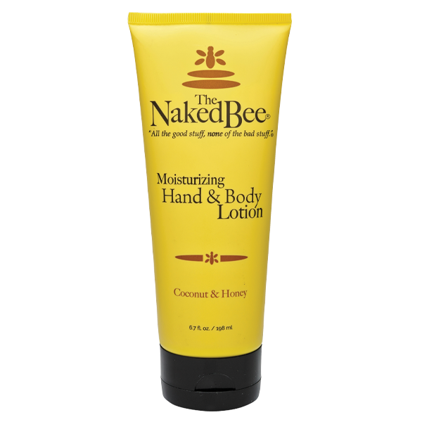 The Naked Bee Coconut And Honey Hand And Body Lotion 6.7oz