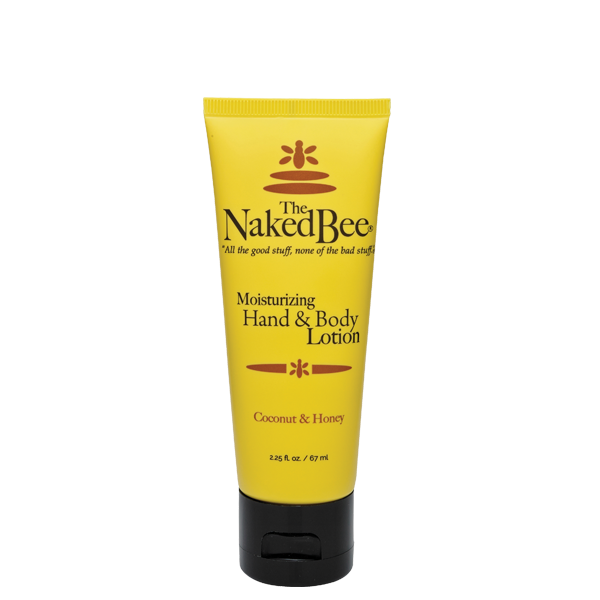 The Naked Bee Coconut And Honey Hand And Body Lotion 2.25oz